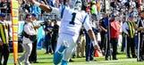 WATCH: Cam Newton scores, dances, then dances more in opponents' face
