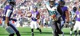 Jacksonville WR Hurns extends touchdown streak to seven