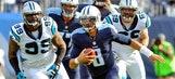 Titans' offense stalls in second half against Carolina