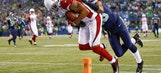 Cardinals' Floyd singes Legion of Boom before hamstring trips him up