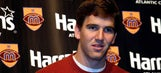 An oral history of Eli Manning's awkward post-game presser