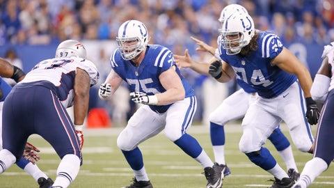 Indianapolis Colts: G Jack Mewhort