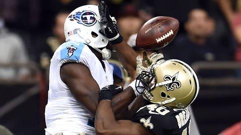 New Orleans Saints: pass defense struggles