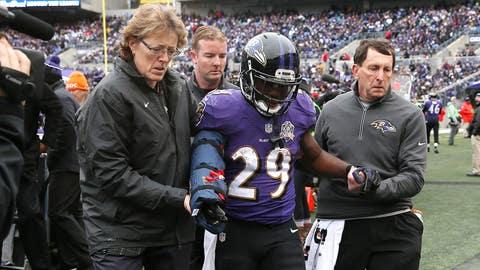 Justin Forsett, RB, Baltimore Ravens
