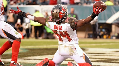 5. Lavonte David, OLB, Tampa Bay Buccaneers