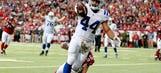 Wrist injury sends Colts RB Bradshaw to IR again
