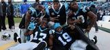 Panthers handling talk of unbeaten season in stride