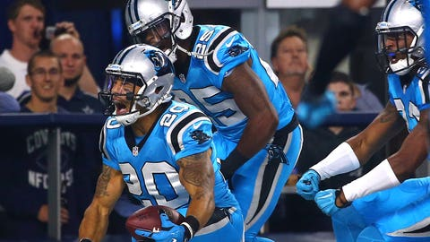 Carolina Panthers: a downgraded secondary