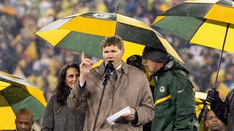 *Mark Murphy, Packers