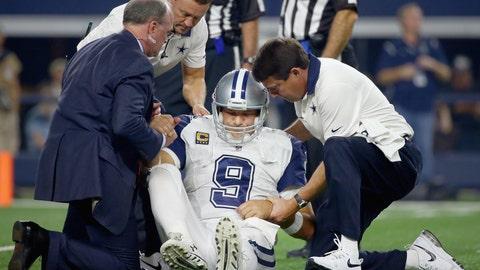 Dallas Cowboys (4-12): F