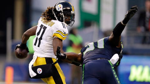 Pittsburgh Steelers: No. 2 receiver