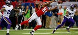 Roddy White says he feels the Falcons got complacent after 5-0 start