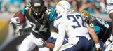 Running game fizzles in Jacksonville's loss to San Diego