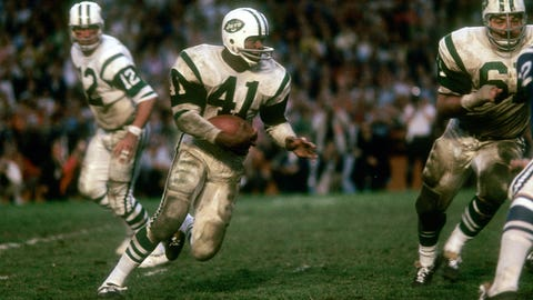 Super Bowl III: Matt Snell helps Joe Namath secure his 'guarantee'