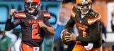 VOTE: Should the Browns go with Johnny Manziel or Austin Davis?