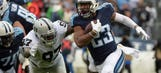 Titans intent on giving rookie RB Cobb more work this week