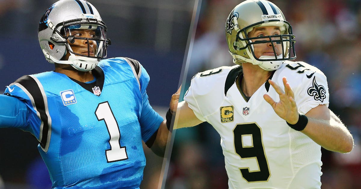 Drew Brees says Cam Newton is 'absolutely' deserving of MVP   FOX Sports