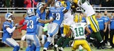 Miracle in Motown! Seven thrilling photos of Packers' Hail Mary