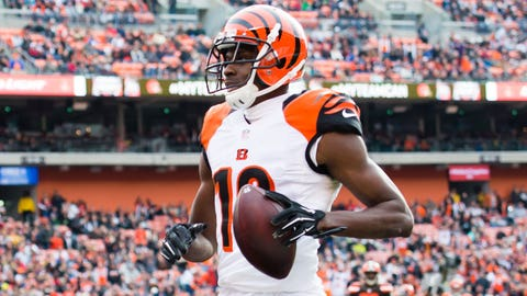 Cincinnati Bengals at New York Giants, Monday 8:30 p.m. ESPN