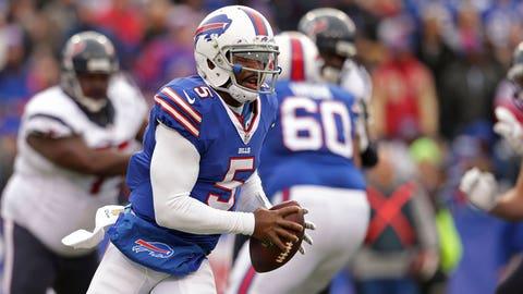 Houston defense struggles in Buffalo
