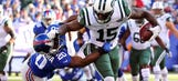 Jets were treated like unwelcome visitors in their own home vs. Giants