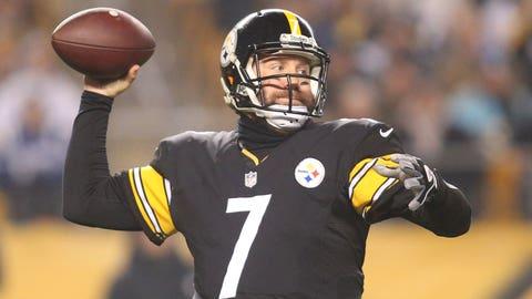 Ben Roethlisberger, QB, Pittsburgh Steelers: Miami of Ohio