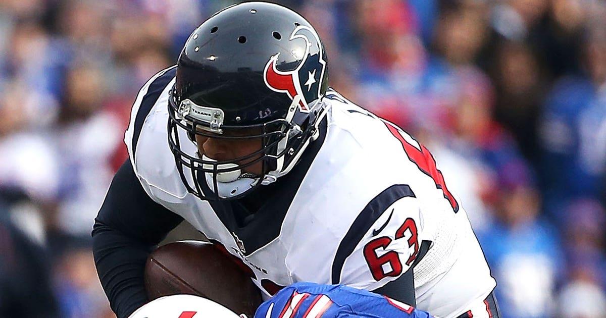 Kendall Lamm NFL Jersey
