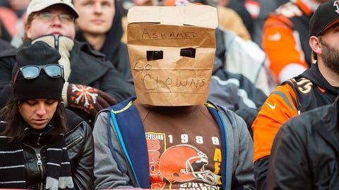 Cleveland (2-10): F