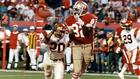Super Bowl XXIII: Montana to Taylor