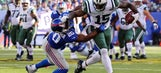 Jets WR Brandon Marshall named AFC Offensive Player of the Week