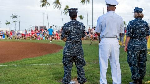 USAA Military Spotlight Photos