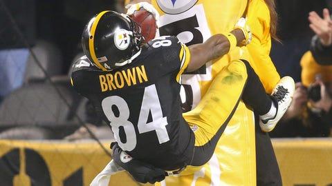 Pittsburgh (7-5): B-