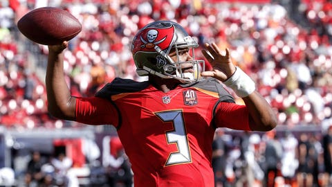 Offensive Rookie of the Year: Tampa Bay quarterback Jameis Winston