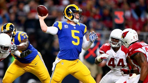 Biggest disappointment player: St. Louis quarterback Nick Foles