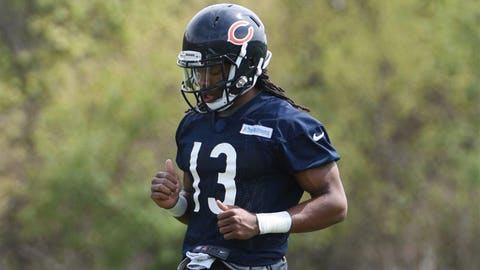 Chicago Bears: WR Kevin White