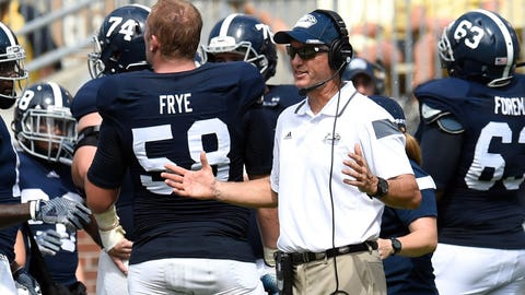 Honorable mention: Tulane: Hired Georgia Southern coach Willie Fritz