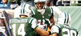 Jets' Brandon Marshall has clever Christmas gift for Ryan Fitzpatrick