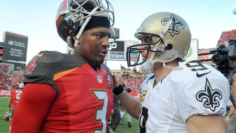 Bucs playoff hopes take hit after being stunned by Saints
