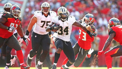 Sunday: Saints at 49ers