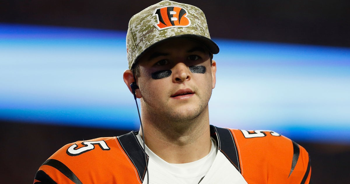 Bengals Mccarron Hopes To Be First Alabama Qb To Get Nfl