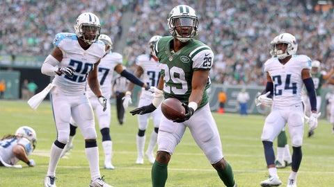 New York Jets -- Bilal Powell (RB)