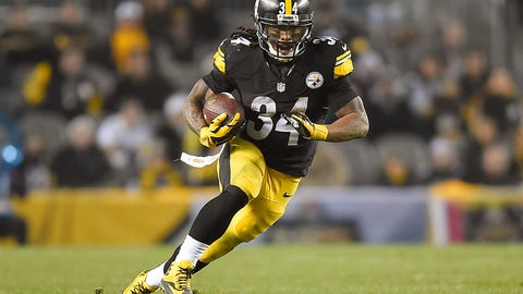Pittsburgh running back DeAngelo Williams | Former team: Carolina | How acquired: Free agency (2 years, $4 million, $1.13M guaranteed)