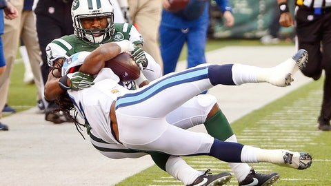 New York Jets cornerback Darrelle Revis | Former team: New England | How acquired: Free agency (five years, $70.12 million, $39M guaranteed)