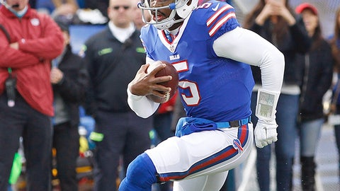 Buffalo quarterback Tyrod Taylor | Former team: Baltimore | How acquired: Free agency (three years, $3.35 million, $1.15M guaranteed)