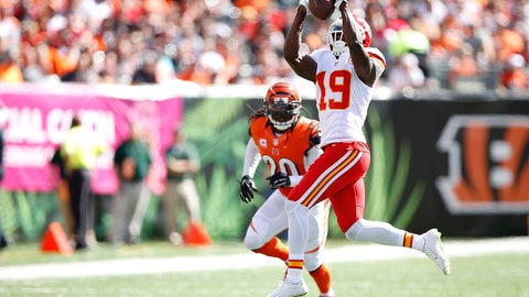 Kansas City wide receiver Jeremy Maclin   Former team: Philadelphia   How acquired: Free agency (five years, $55 million, $22.5M guaranteed)