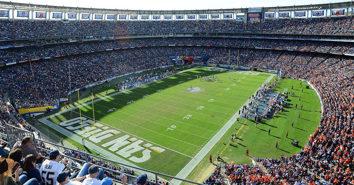 Chargers Could Play Last Game At Qualcomm On Sunday Fox
