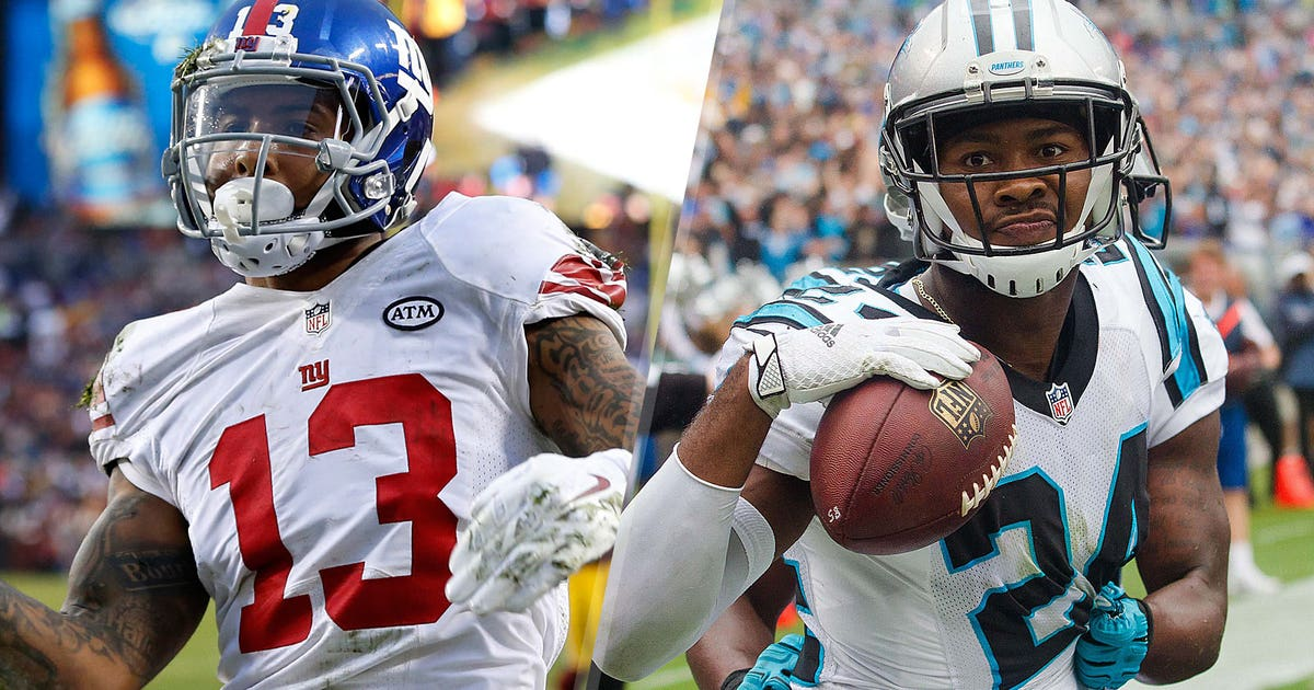 bdbbbaa9 Here's why Sunday's Odell Beckham/Josh Norman matchup is must-watch ...