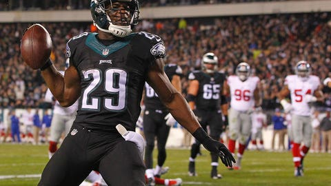 Philadelphia RB DeMarco Murray / Former team: Dallas / How acquired: Free agency (five years, $40 million, $21M guaranteed)