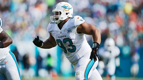 Miami defensive tackle Ndamukong Suh / Former team: Detroit / How acquired: Free agency (six years, $114.4 million, $60M guaranteed)
