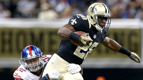 New Orleans running back C.J. Spiller / Former team: Buffalo / How acquired: Free agency (four years, $16 million, $5.75M guaranteed)